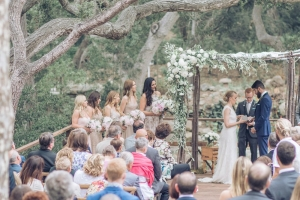 Ann Johnson Events Santa Barbara Wedding Ceremony