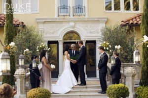 Tuscan Santa Barbara Private Estate Wedding by Ann Johnson Events Wedding Planner
