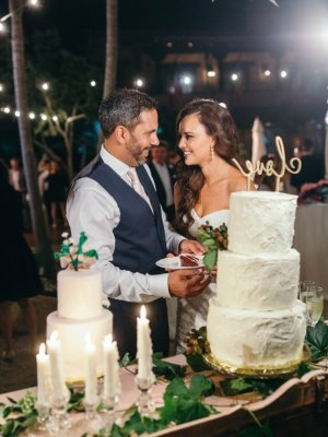 Villa della Famiglia Oceanfront Wedding by Ann Johnson Events Santa Barbara
